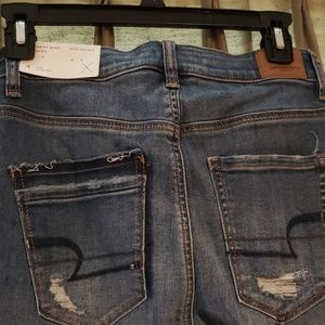 New American Eagle Super Stretch Jeans Jeggin